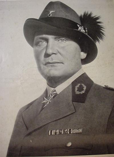 Hermann Göring a Birodalmi Fővadász
