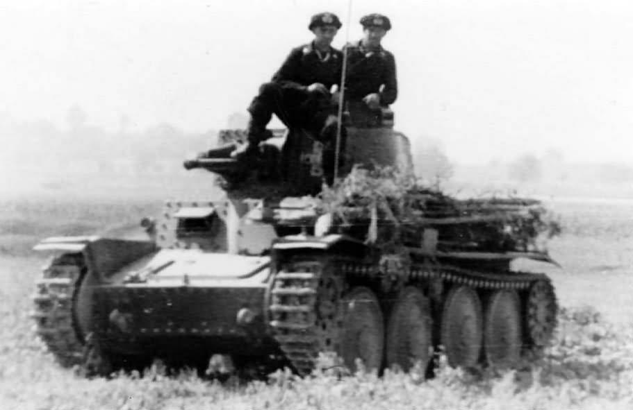 Panzer 38(t) Lengyelországban