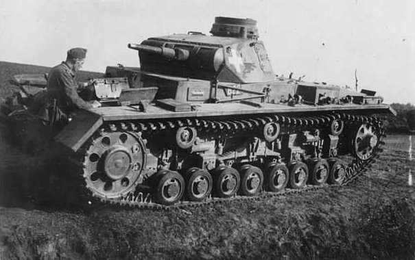 Panzerkampfwagen III Ausf. C a lengyel hadjáratban