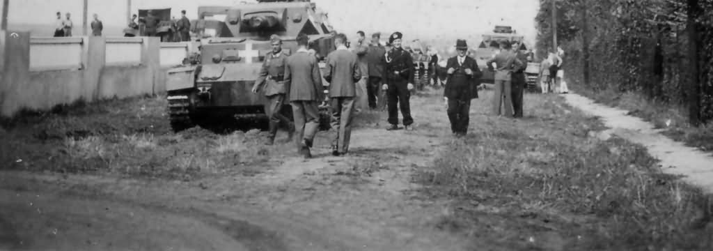 Panzerkampfwagen IV Ausf. C-k