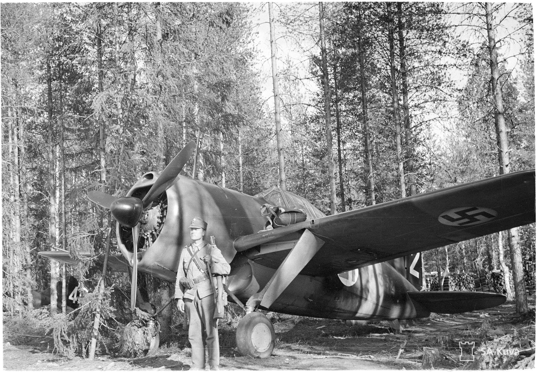 Finn Brewster Model 239 vadászgép