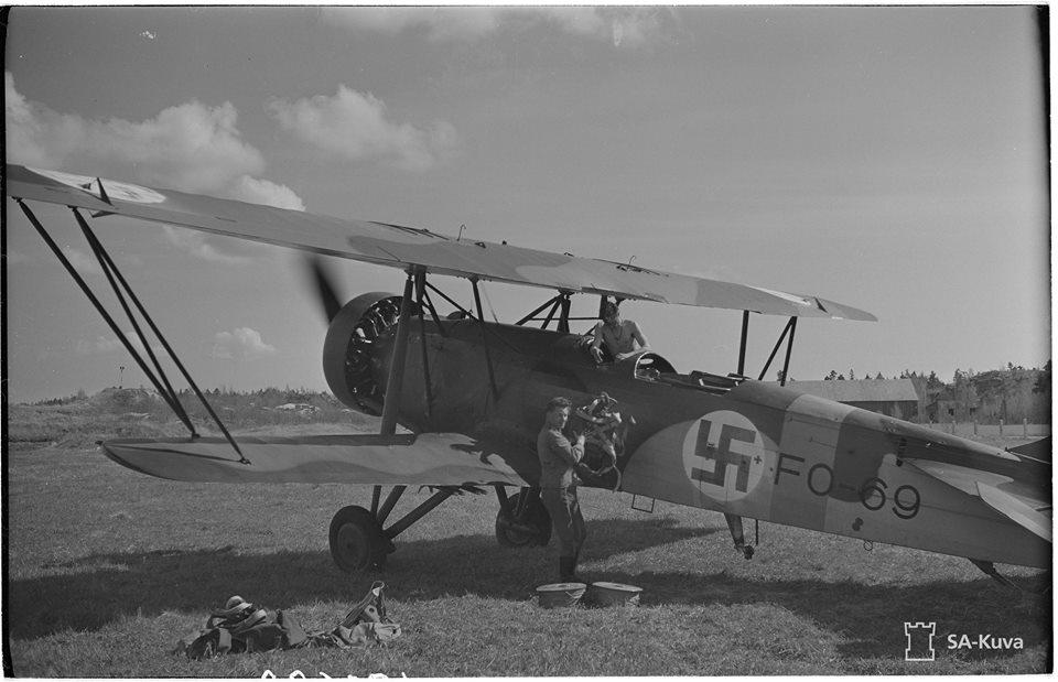 Finn Fokker C.V könnyűbombázó