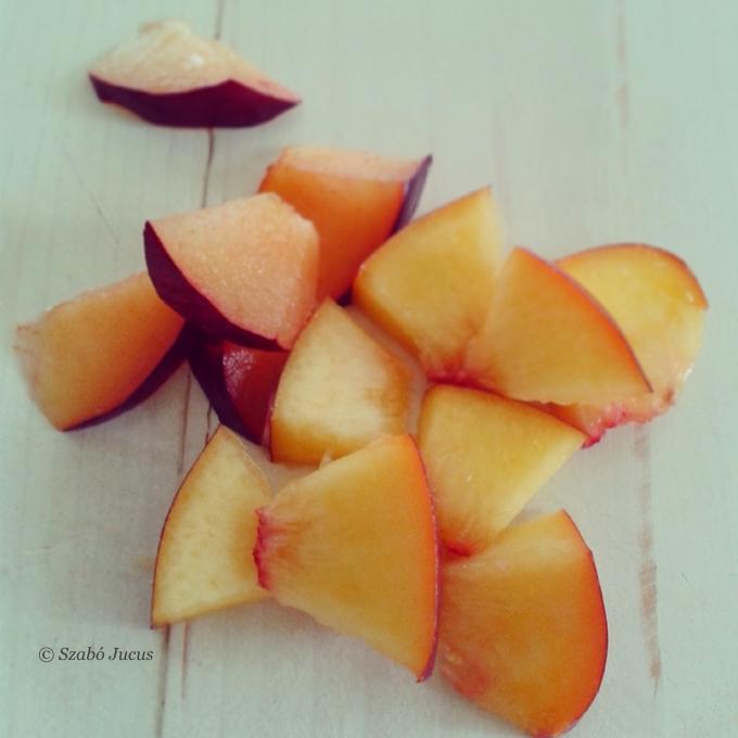 ringló és nektarin
