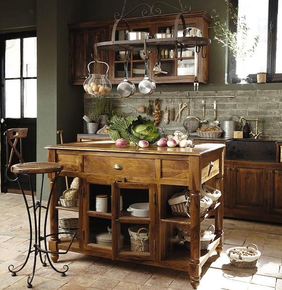Napi konyha #46  ágy  asztal  tv -> Kuchnia Drewniana Carousel