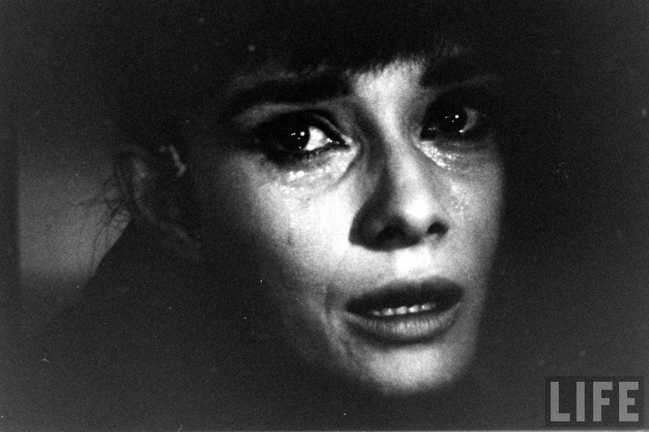Audrey Hepburn childrens hour crying 6.jpg