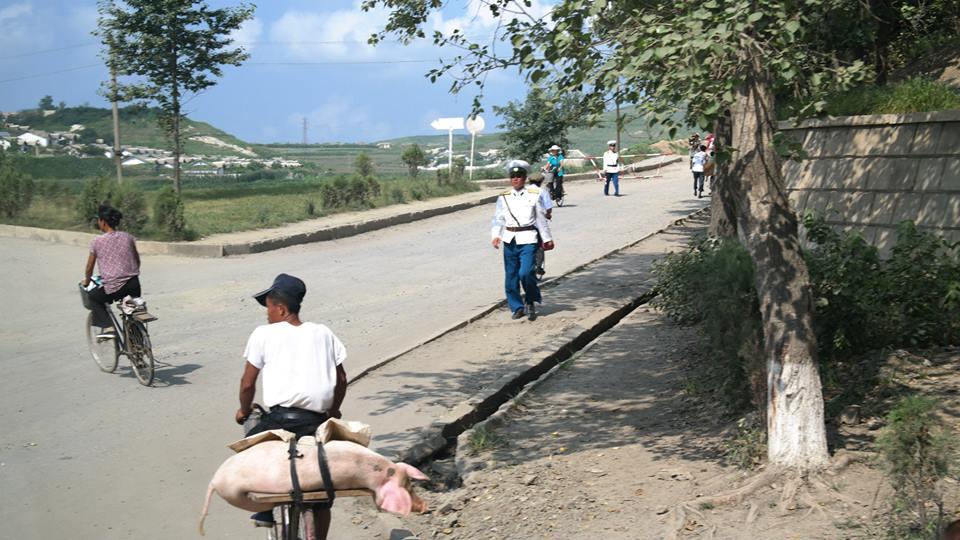 A vidéki Észak-Korea és Phenjan 2. rész