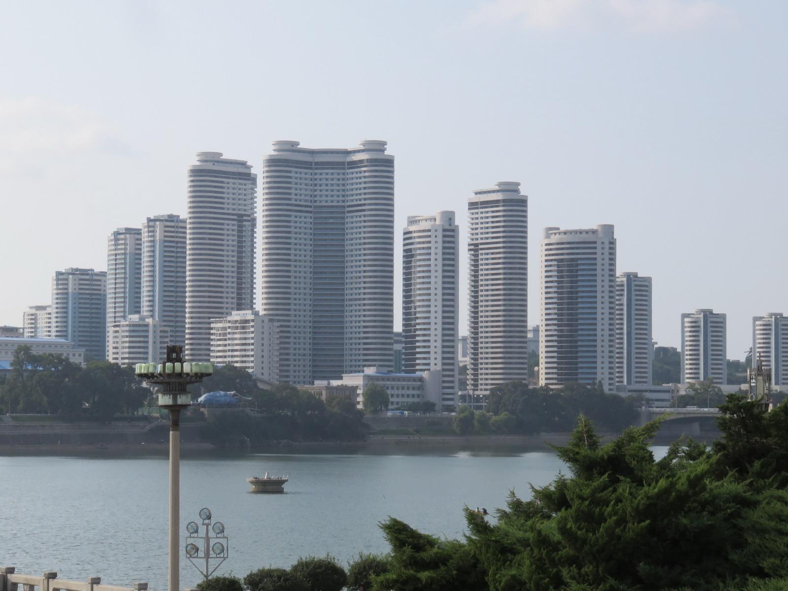 Lakás- és élelmiszerhelyzet Észak-Koreában
