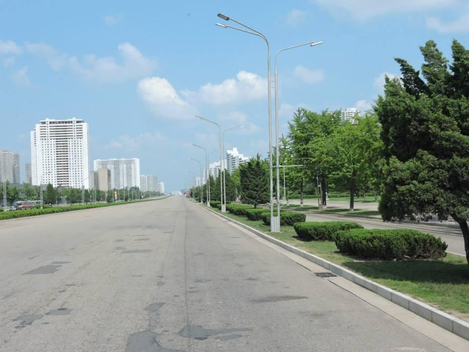 Közlekedés Észak-Koreában