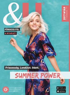 Andyou Magazine nyári lapszám