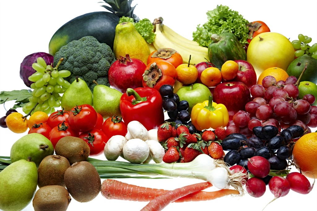 stinky fruit meat and fruit diet