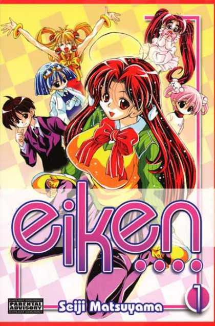 1 1(1) Eiken Ecchi Capitulo 02/02 Ovas Sub Español