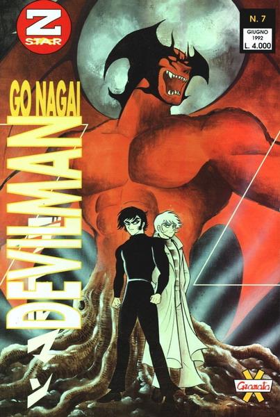 ~ Devilman, de Go Nagai ~ Devilman-3