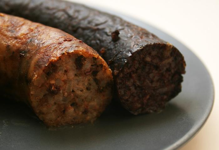 Венгерские колбаски