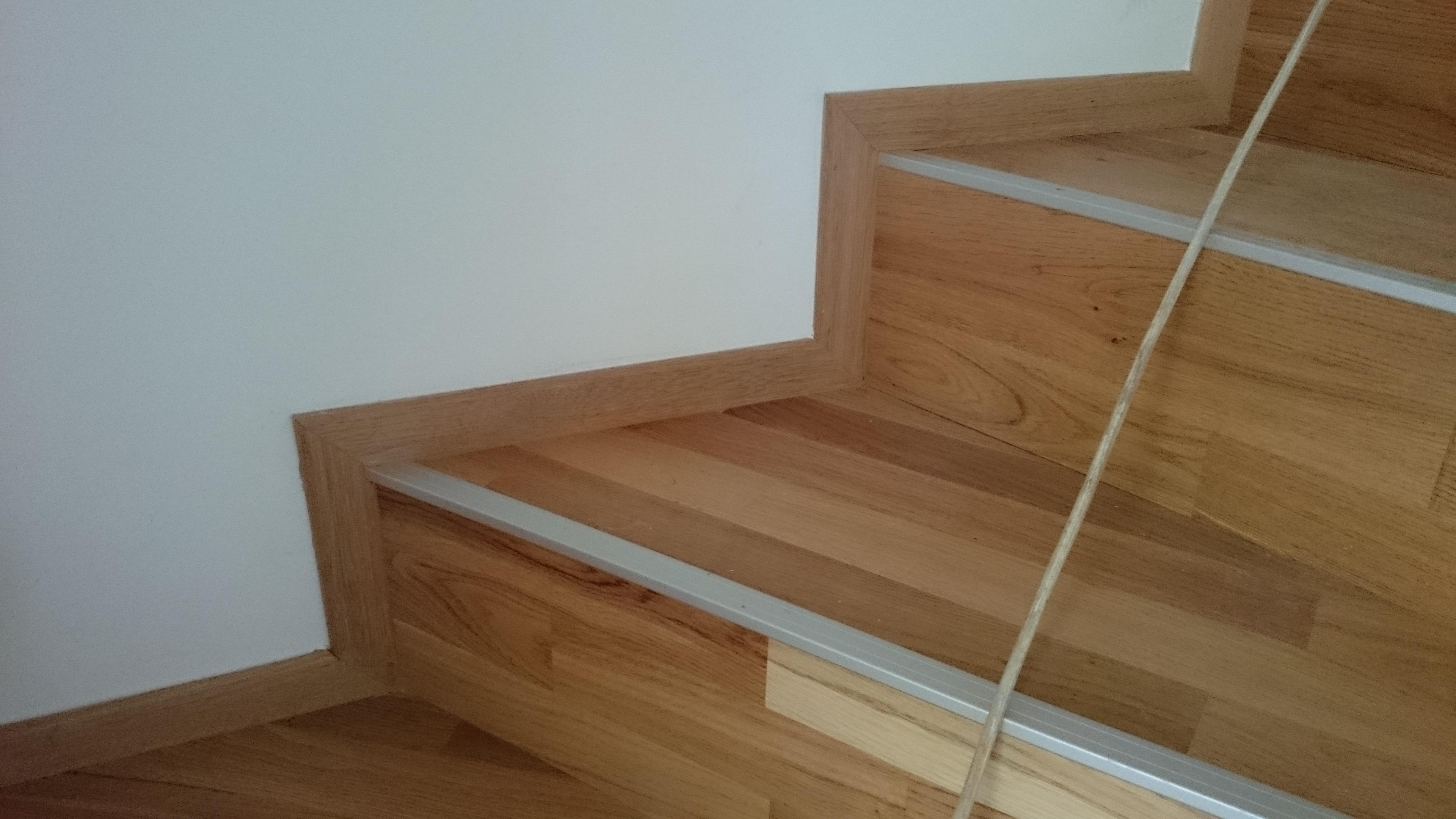 Lépcsők ( parkettából) - Munkáink