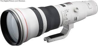 Egy 1200mm-es teleszörnyeteg a Canon-tól