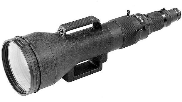 Nikon vállról indítható rakéta + objektív különlegességek