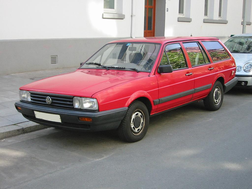 Volkswagen Passat B2: 1 фо…
