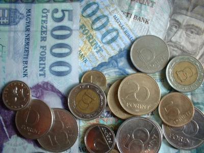 Курс форинта к евро