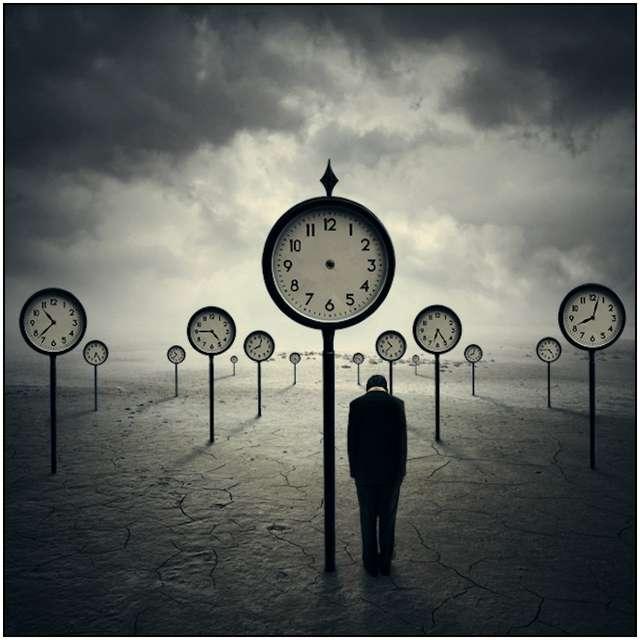 Az elfeledett idő