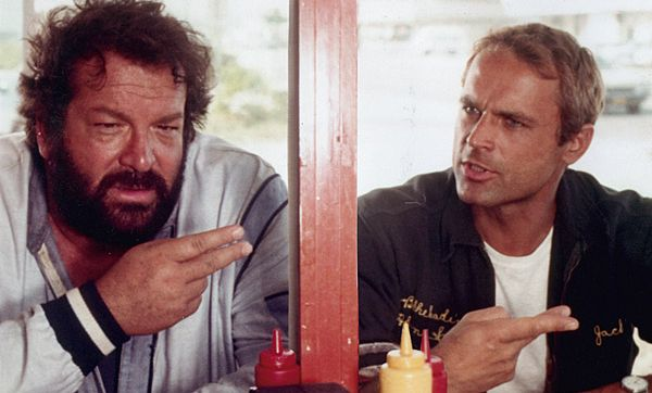 Bud Spencer & Terence Hill Krónikák könyvmegjelenési buli
