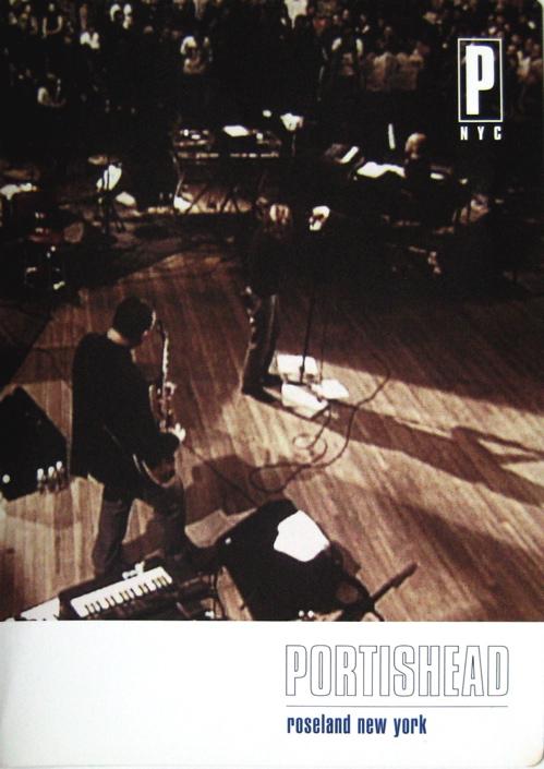 DVD ajánló: Portishead - Roseland NYC Live
