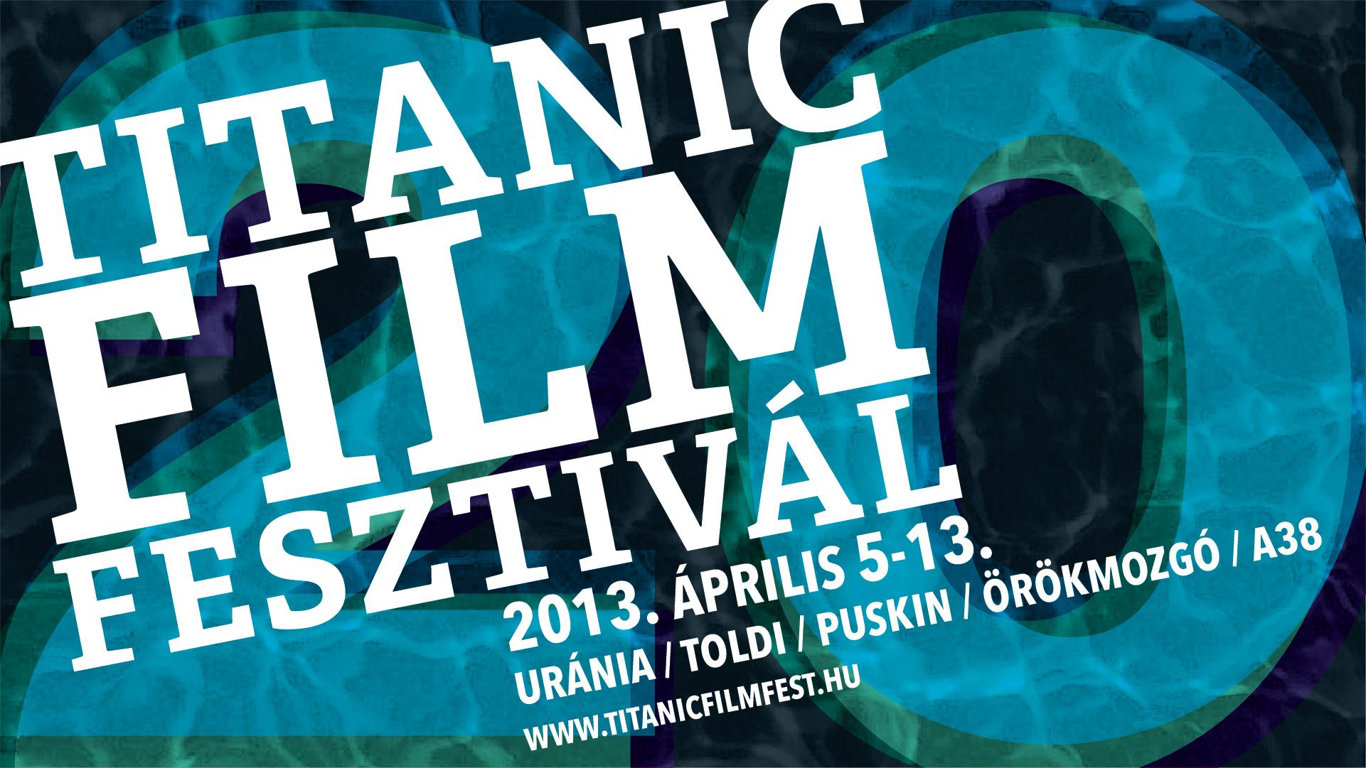 20. Titanic Filmfesztivál 2013 - javasolt túraútvonal