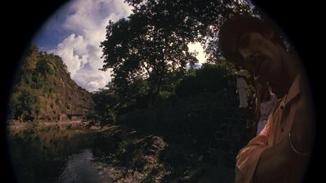 George Harrison Indiában szelfizett