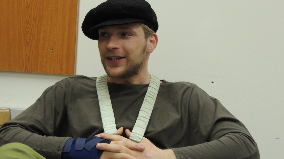 Balázs Csongor (Napsugár Bábszínház)