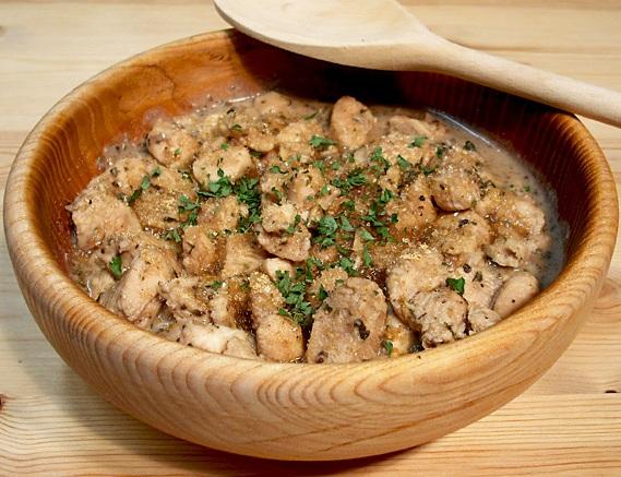 Buknade – II. Richárd sűrű húslevese