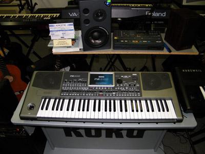 Yamaha Ez Keyboard
