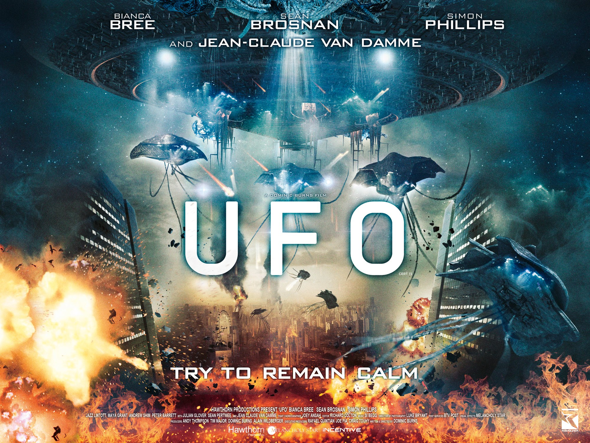 Ufo movie - poszter + trailer