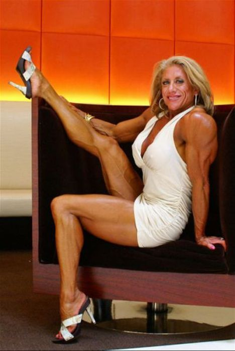 how to become a female bodybuilder at 50