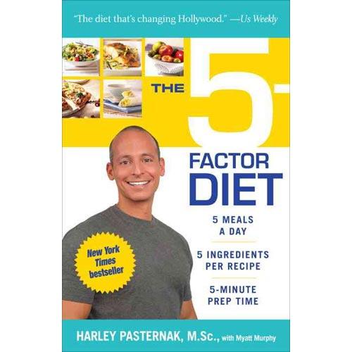 5 faktoros diéta