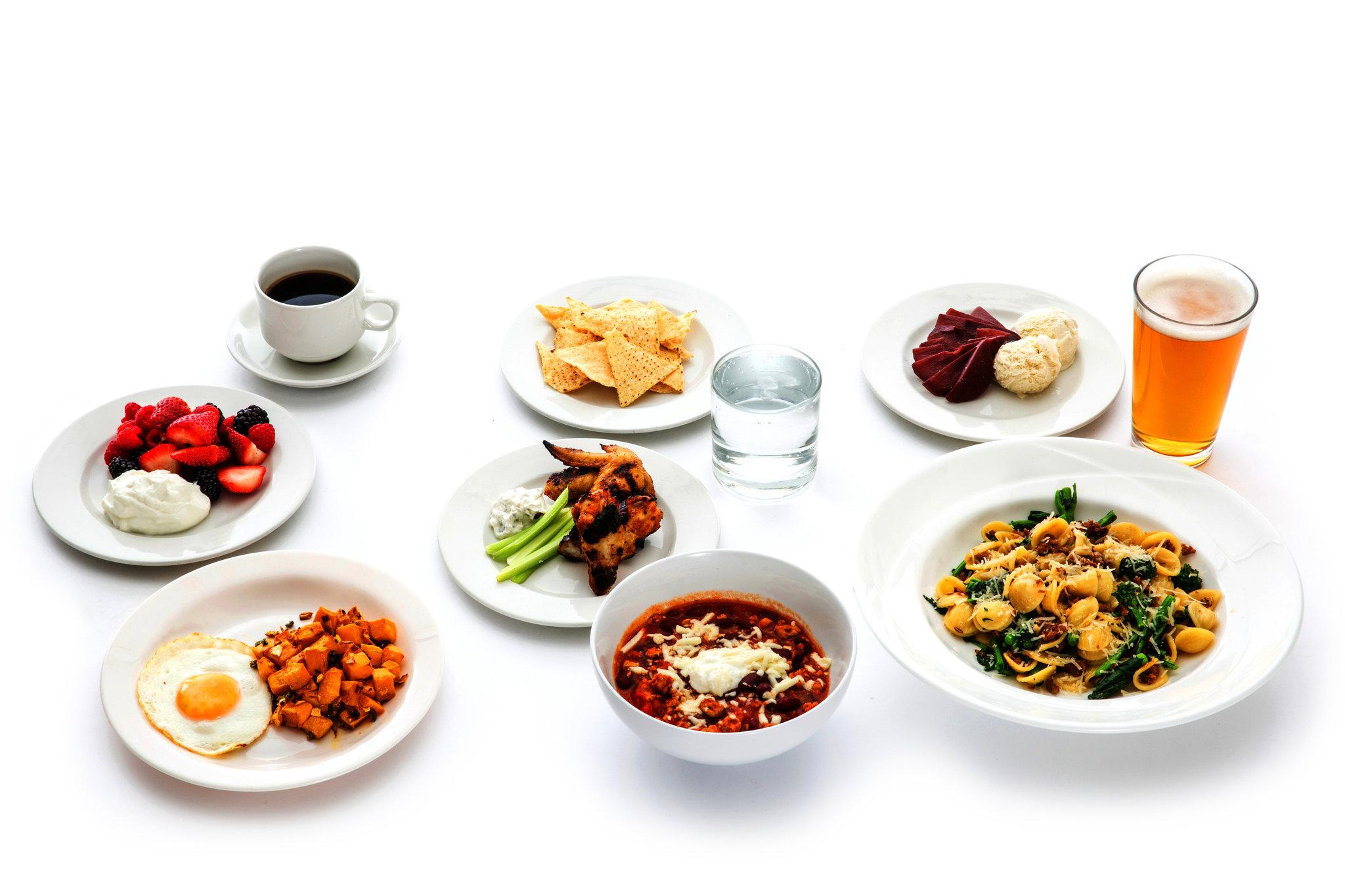 Hogy néz ki 2000 kalória? - BUDAPEST24