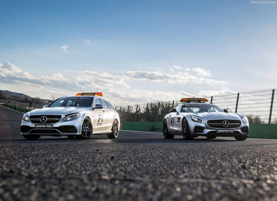 F1 - ÍME AZ ÚJ SAFETY CAR!
