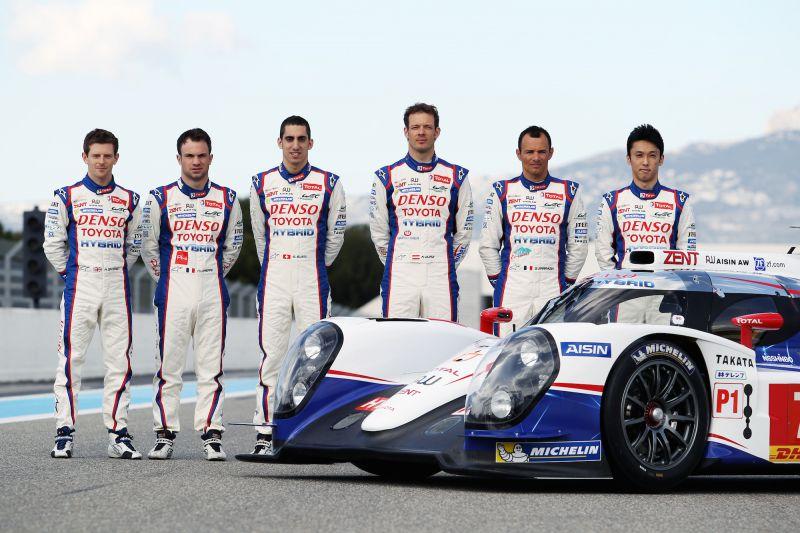 WEC - A Toyota japán bajnokkal pótolja a távozó Lapierre-t