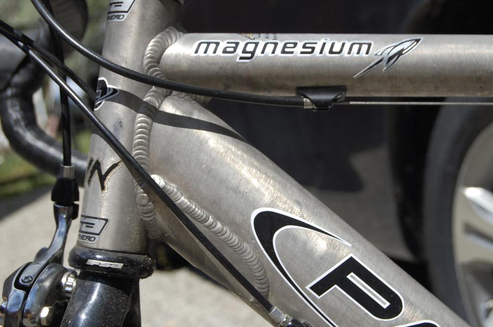 Unique Magnesium Frame Bike Festooning - Ideas de Marcos ...