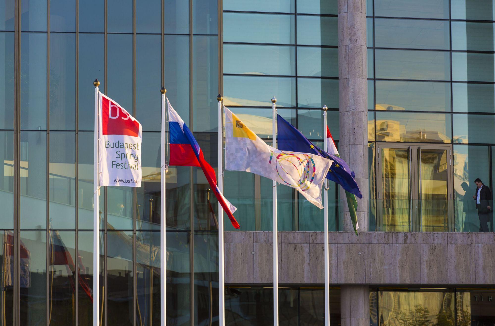 Zászlók © Posztós János