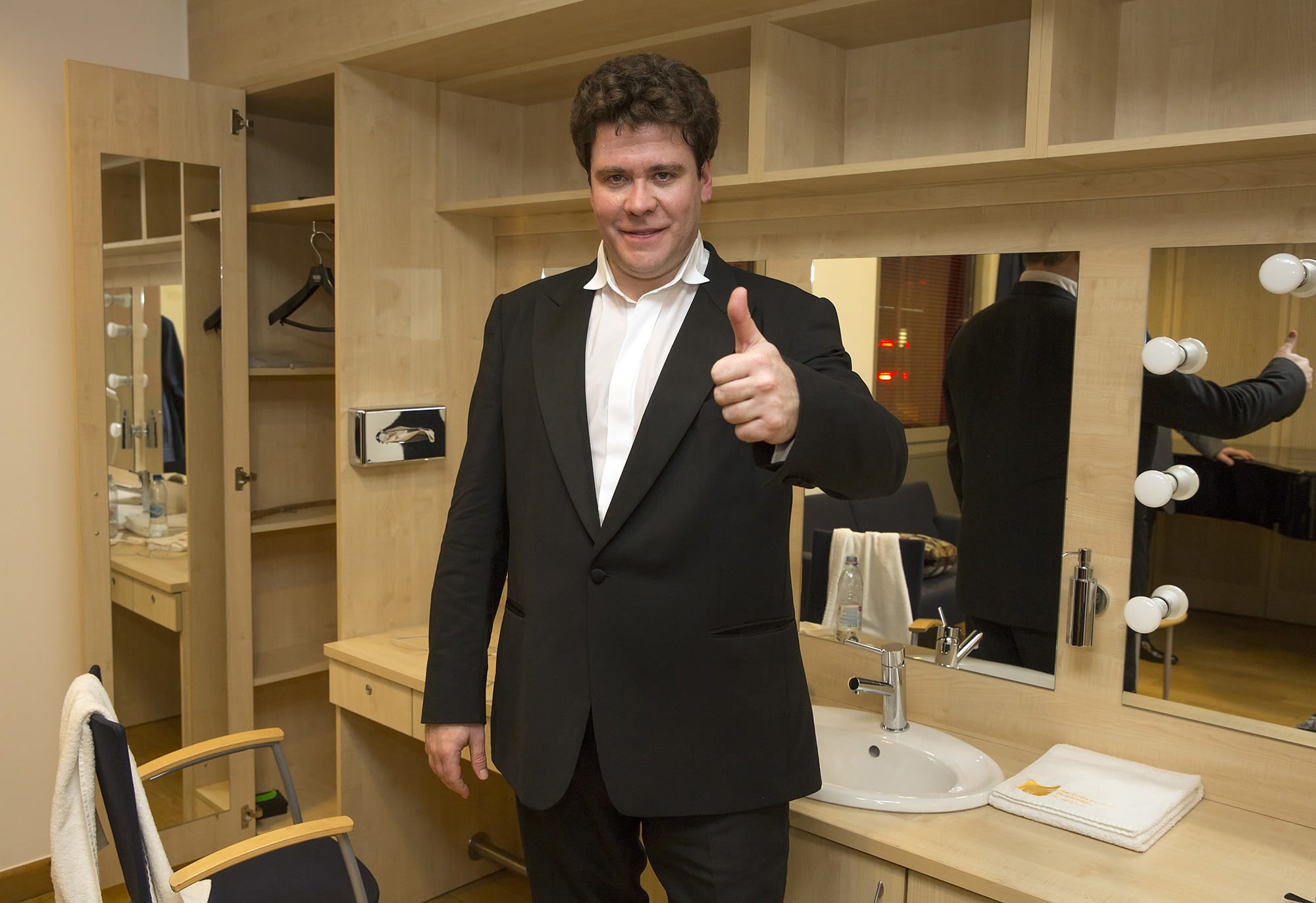 Gyenyisz Macujev és a Nemzeti Filharmonikusok © Posztós János