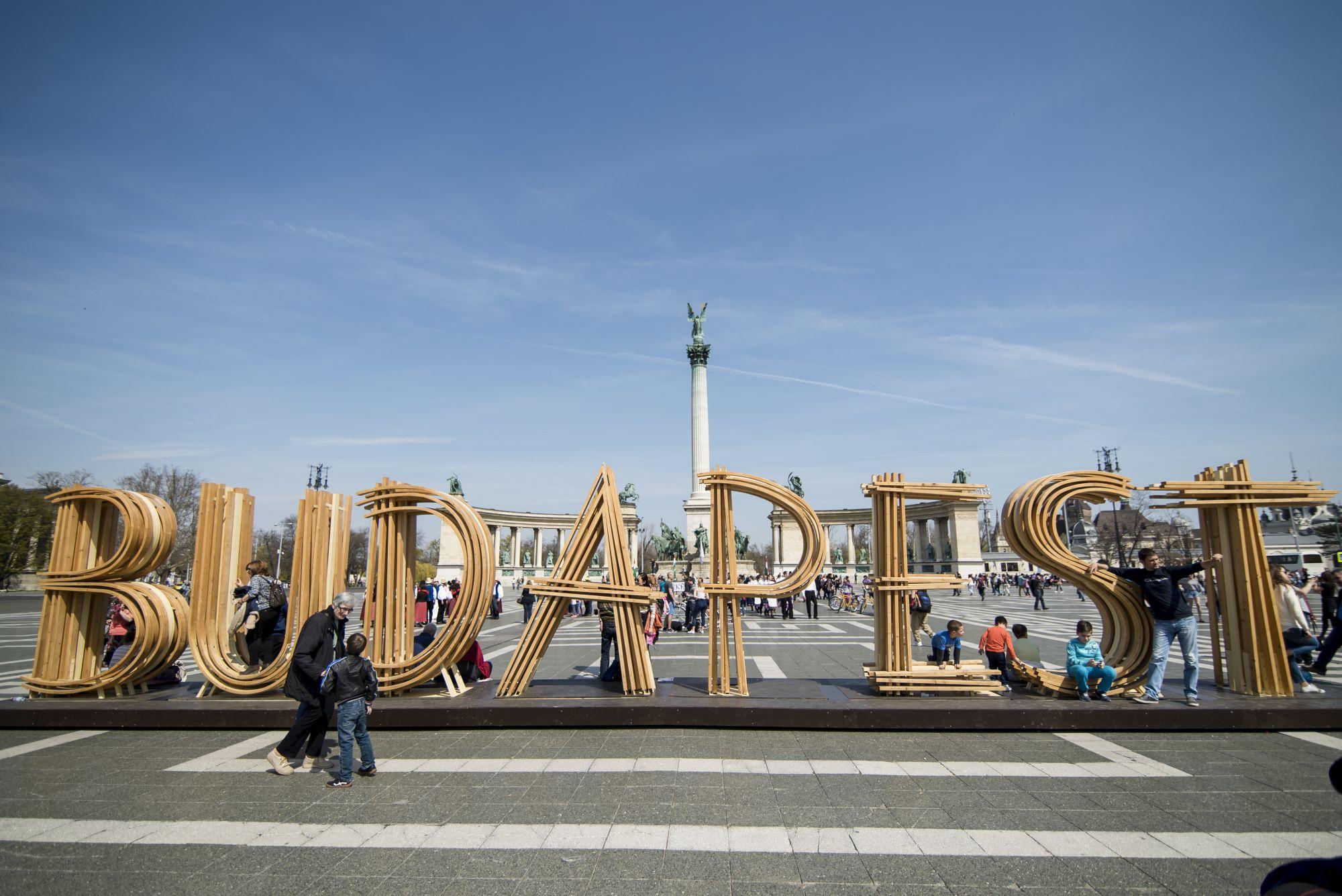 Budapest-felirat © Hrotkó Bálint