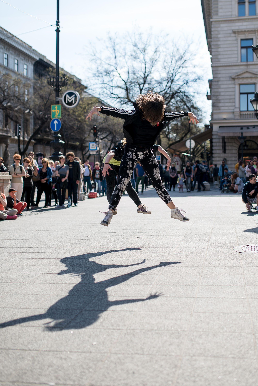 Street Art Project Performances © Hrotkó Bálint
