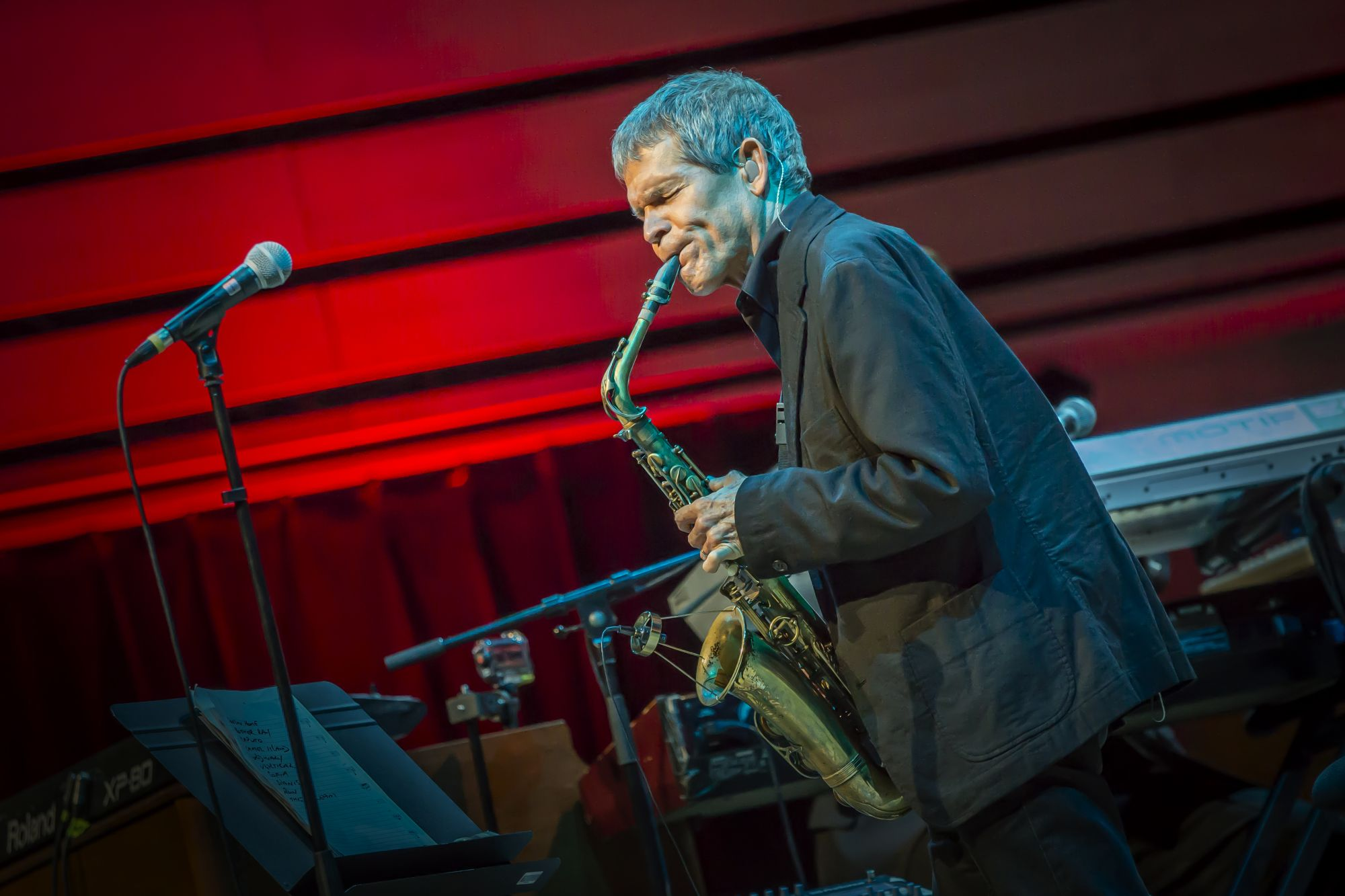 David Sanborn Band © Kotschy Gábor