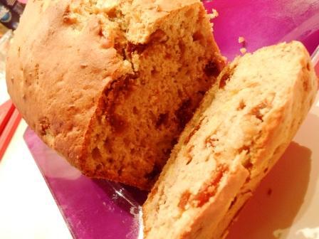 Cake Aux Figues S Ef Bf Bdch Ef Bf Bdes Et Noix