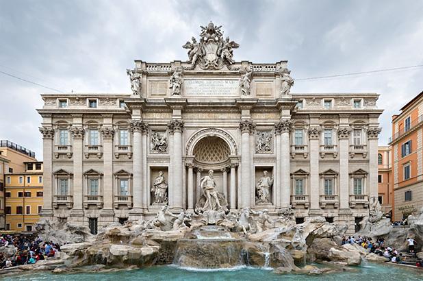 Luxusmárkák újítják fel Rómát
