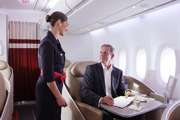 Bonviván élet az Air France-szal