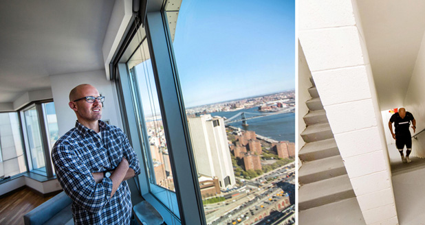 A magasság az igazi luxus New Yorkban
