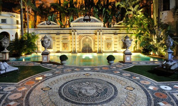 Arany Lamborghini és Versace-palota harmadáron – Burzsuj á la carte