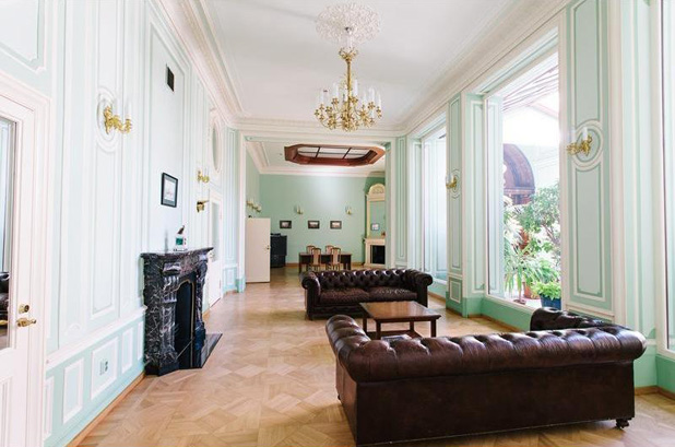 Kinek kell egy palota Szentpéterváron?