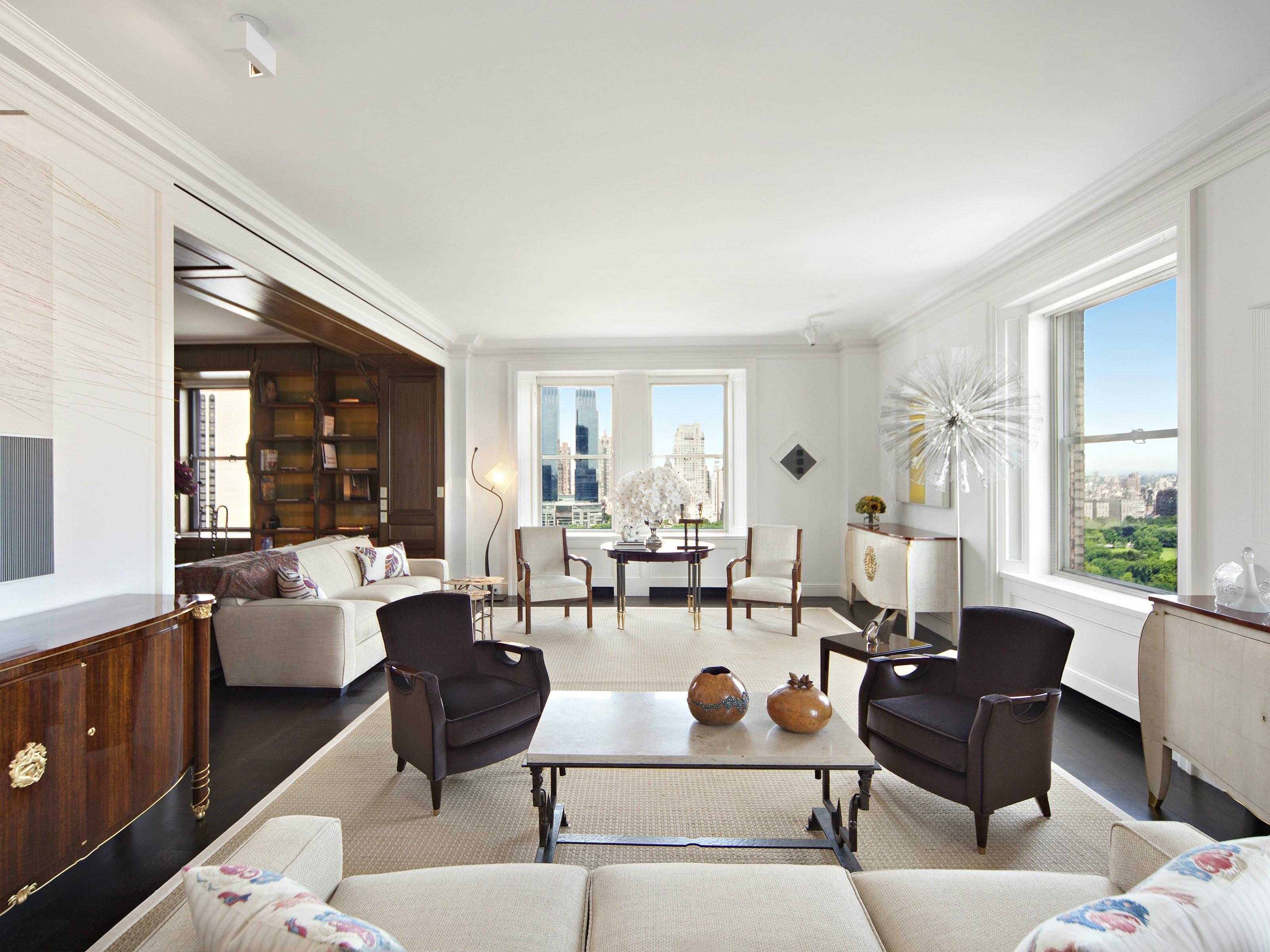 Otthonos Luxus New Yorkban Burzsuj