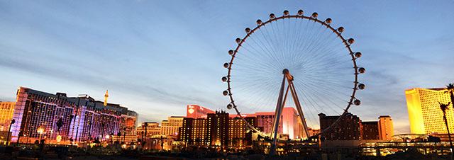 Óriáskereket kapott Las Vegas